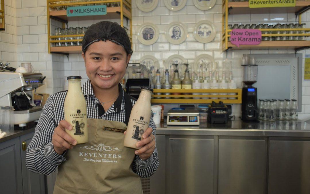 Keventers: A Blissful Milkshake and Dessert Experience
