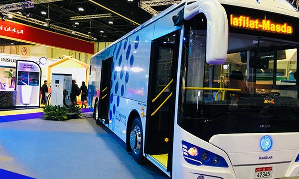 Free bus ride in Abu Dhabi until March
