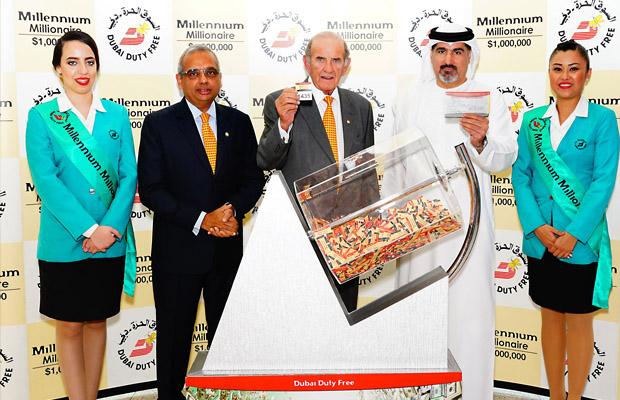 Dubai expat wins Dh3 million in raffle