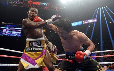 Manny Pacquiao beats Adrien Broner by unanimous decision