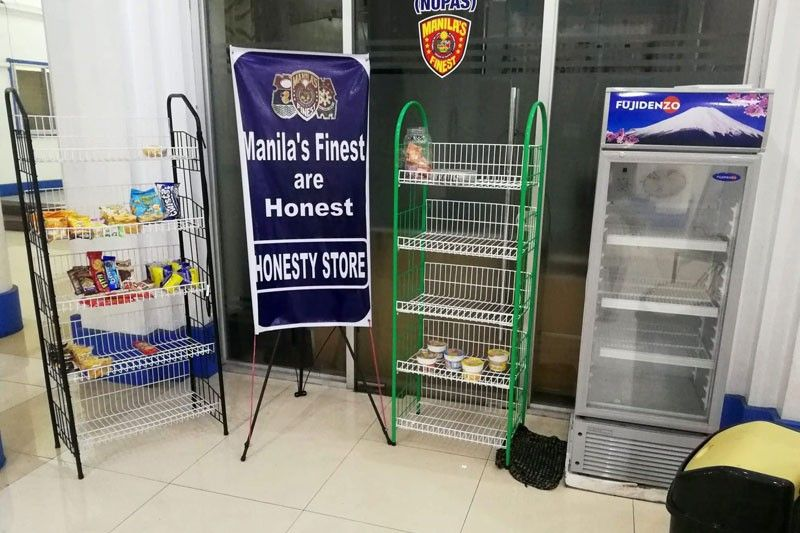 MPD 'honesty store' closes due to dishonest buyers
