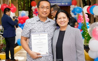 TESDA certification gave me stable employability