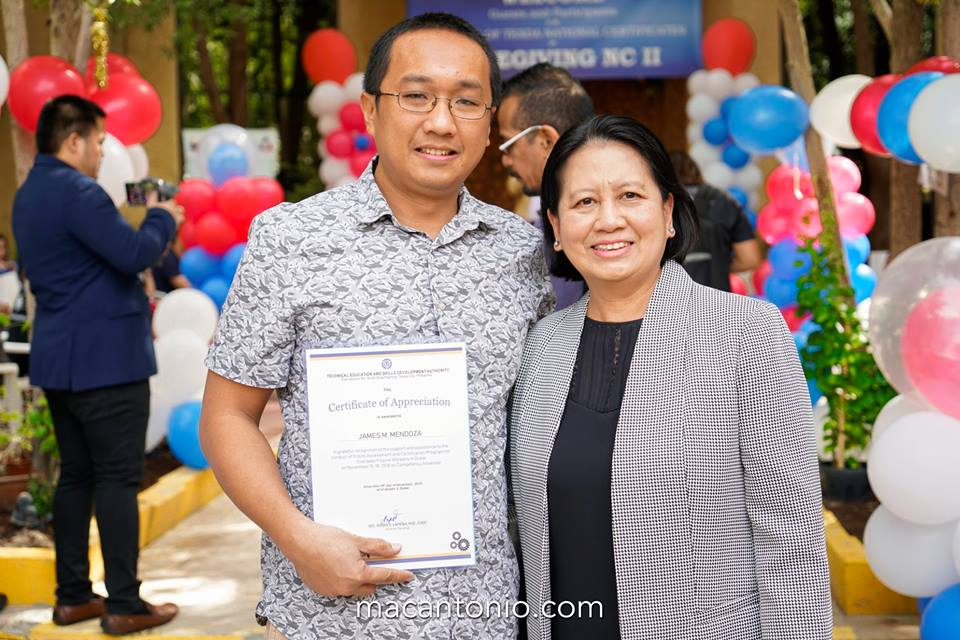 Tesda Certification Gave Me Stable Employability The Filipino Times