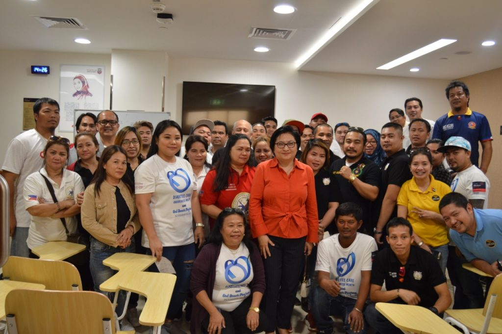 PH Embassy, POLO-OWWA hold Outreach Program in Al Ain - The Filipino