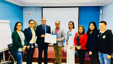 Photo of Bayanihan Council in Abu Dhabi signs MOU with NMC Specialty Hospital