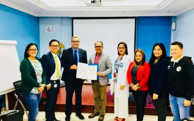 Bayanihan Council in Abu Dhabi signs MOU with NMC Specialty Hospital
