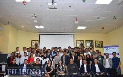 OFPWA conducts Trading Seminar for OFWs
