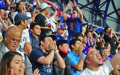 Underdog Azkals put up strong defense vs powerhouse Korea