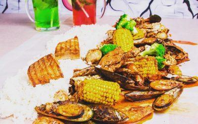 Savor Pinoy Dampa's 'Sha-BANG' of Filipino seafood flavors