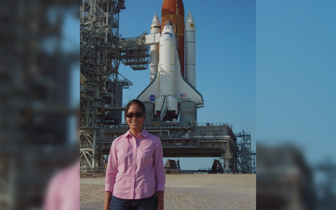Meet the Filipina engineer who works at NASA