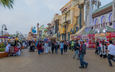 Global Village: The world in one place