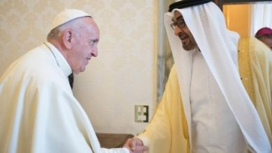 Photo of WATCH: Pope Francis' message to the people of UAE