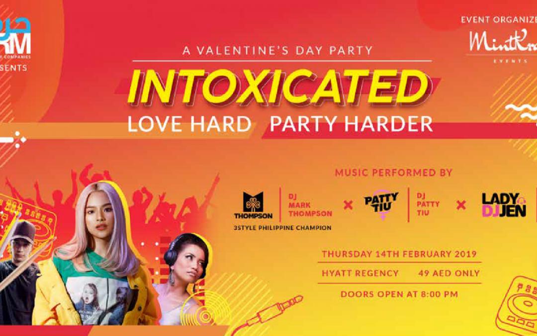 Top Filipino DJs to headline UAE Valentine's Party