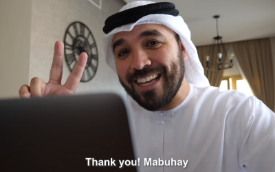 WATCH: Khalid Al Ameri thanks Filipinos, UAE community for his fruitful 2018 journey