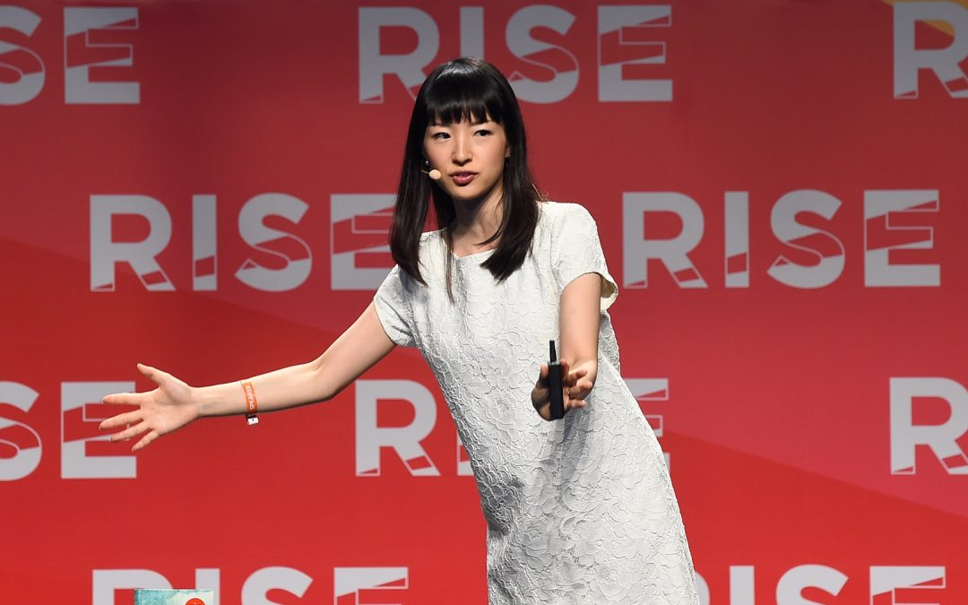 The Rules of Tidying According to Marie Kondo