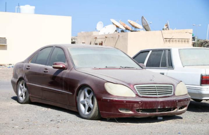 Ras Al Khaimah Municipality to auction 104 abandoned vehicles