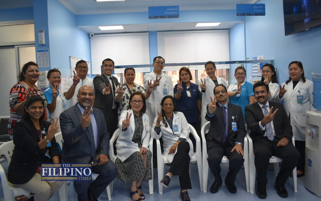 NMC Mabuhay Clinic celebrates 2nd Anniversary