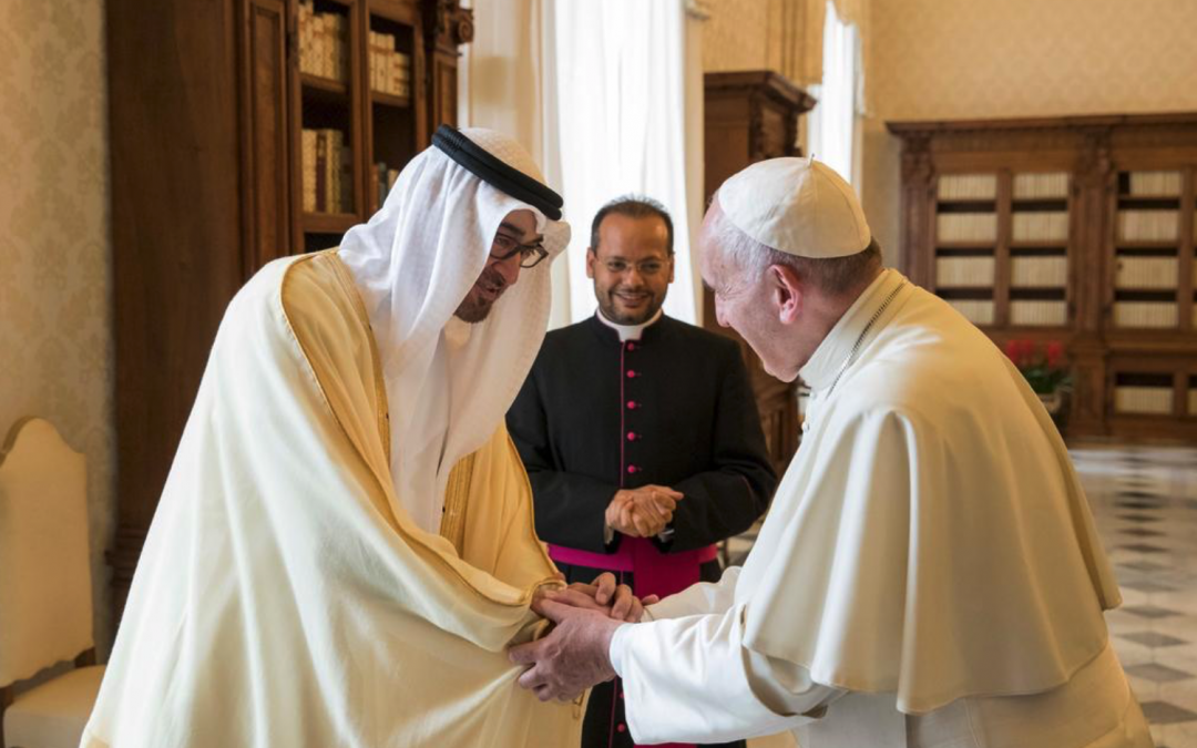Pope Francis' UAE visit a historic moment for Catholic Church: Bishop Paul Hinder