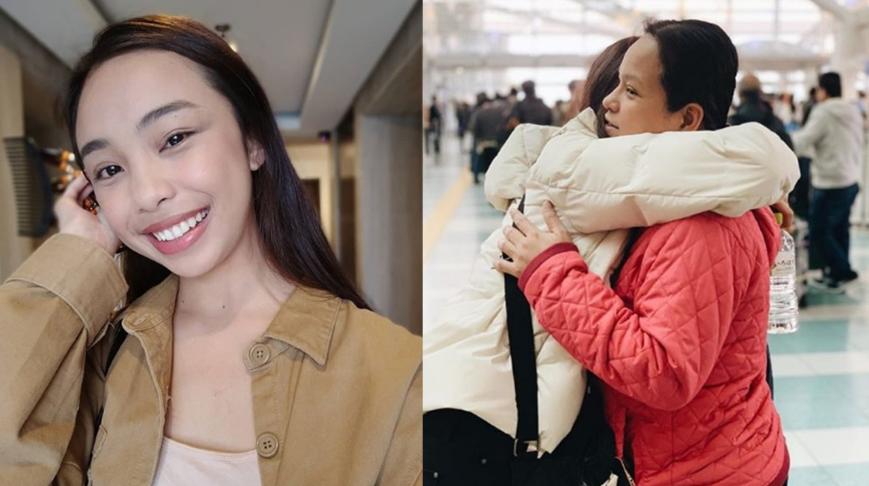 LOOK: Maymay Entrata dedicates heartfelt b-day message to OFW mom