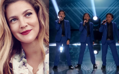 Drew Barrymore gushes over TNT Boys' performance US talent search