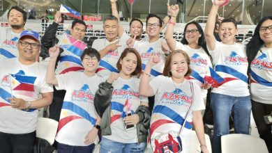 Photo of Pinoy Azkals fans to meet up for 3rd game to show support