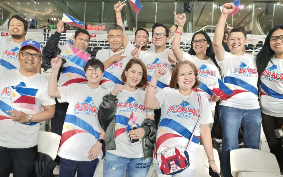 Pinoy Azkals fans to meet up for 3rd game to show support