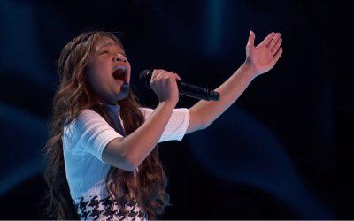 "WATCH: Fil-Am singer Angelica Hale returns to ""America's Got Talent"", earns second Golden Buzzer"