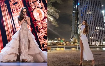 LOOK: Miss Canada shares photos of her in Dubai before Miss Universe 2018