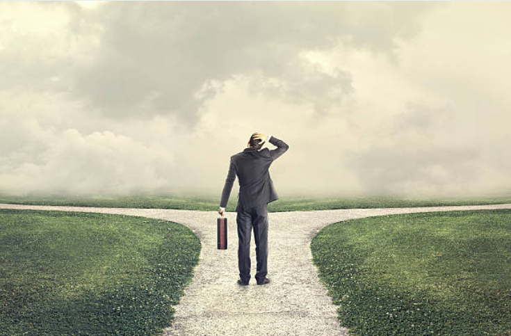 Planning on changing career path? Here's what you need to do.
