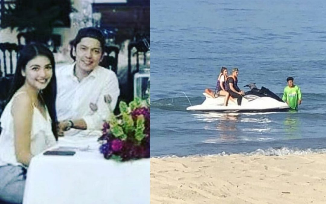 Is Carlo Aquino dating this non-showbiz girl?