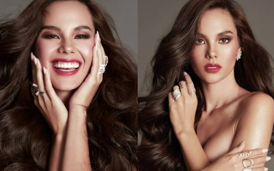 Catriona Gray bids goodbye to 2018, reveals her New Year's resolution