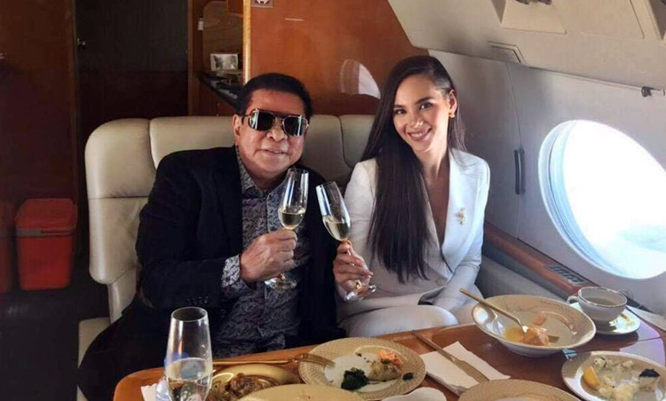 Chavit Singson acquires Miss Universe Philippines franchise