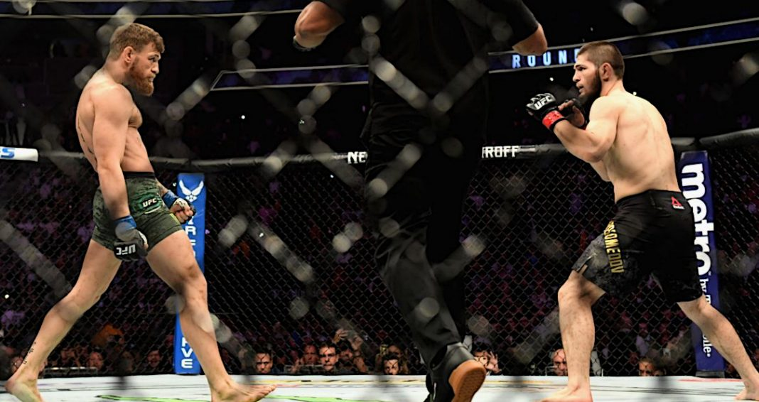McGregor, Khabib banned and fined for UFC brawl