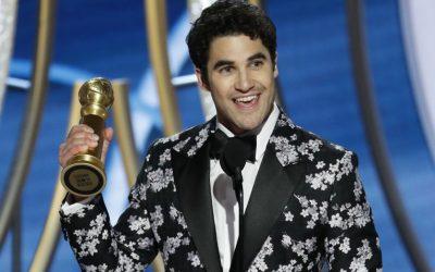 Darren Criss becomes first Fil-Am actor to win Golden Globe Award