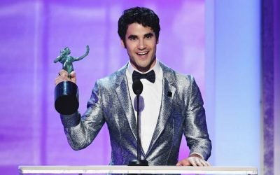 Fil-Am actor Darren Criss wins another prestigious Hollywood award