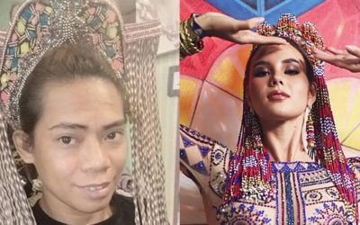 WATCH: Elsa Droga draws laughs for impersonating Catriona Gray