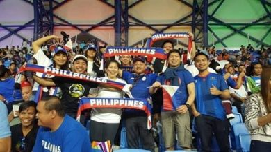 Photo of Pinoy Azkals fans rally to support PH team in Abu Dhabi game