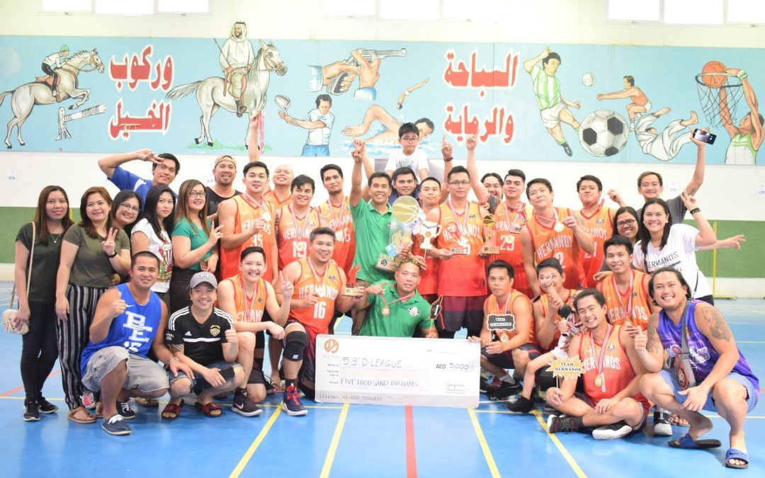 Hermanos win back-to-back championships