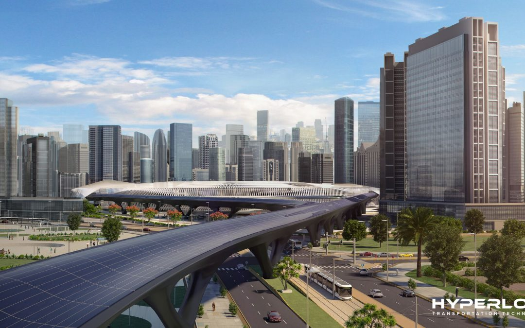 Abu Dhabi's Hyperloop to cost '$20m-$40m per km', recoup investment in '8-15 years': HyperloopTT