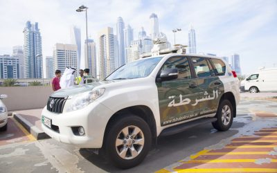 Dubai Police handle 1.6 million calls in Q3