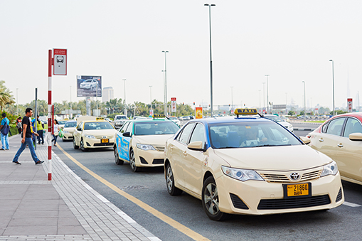 Dubai Taxi company returns 70% of lost items to customers