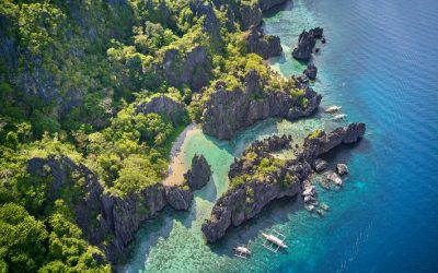 Canadian travel agency names El Nido's Hidden Beach as 3rd most beautiful in the world