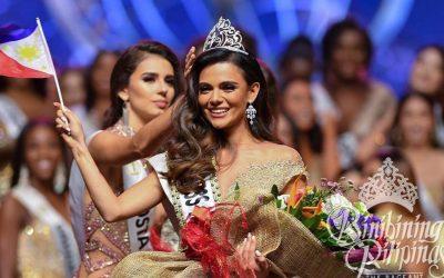 Karen Gallman makes history as first Filipina winner of Miss Intercontinental