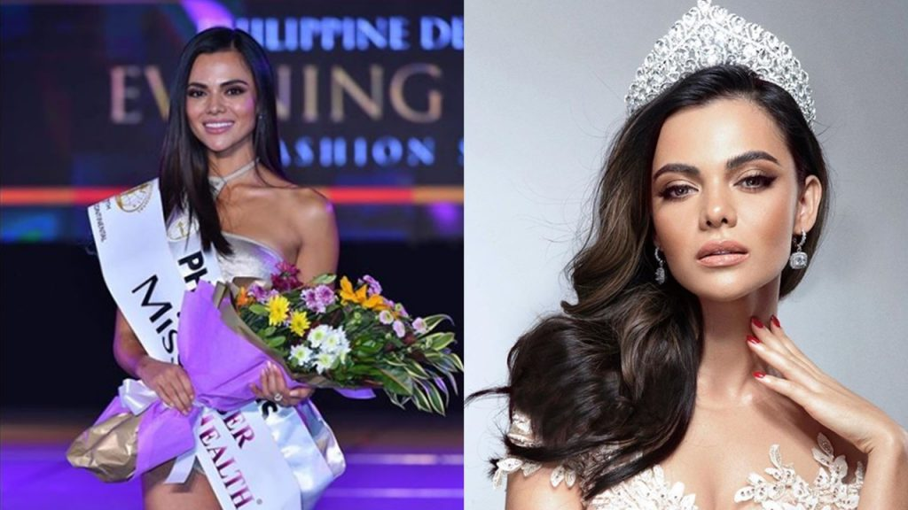 PH bet wins P100,000 during 47th Miss Intercontinental