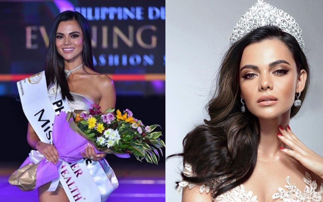 PH bet wins P100,000 during 47th Miss Intercontinental preliminary events