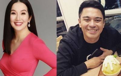 """Kris Aquino says she was only """"bluffing"""" when she made grave threats to Nicko Falcis"""