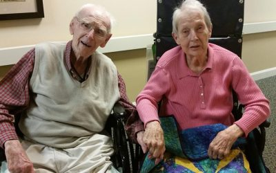 Husband and wife of 70 years die on the same day