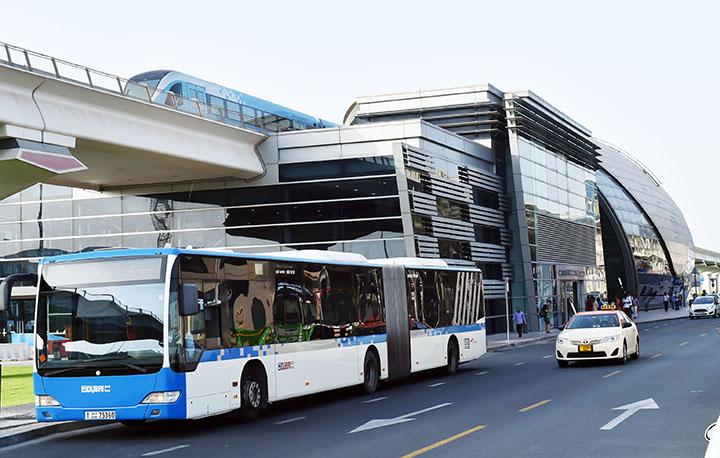 RTA opens Dubai to Oman bus service