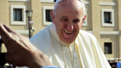 "Photo of Pope Francis' advice to parents: ""Never fight in front of your children"""