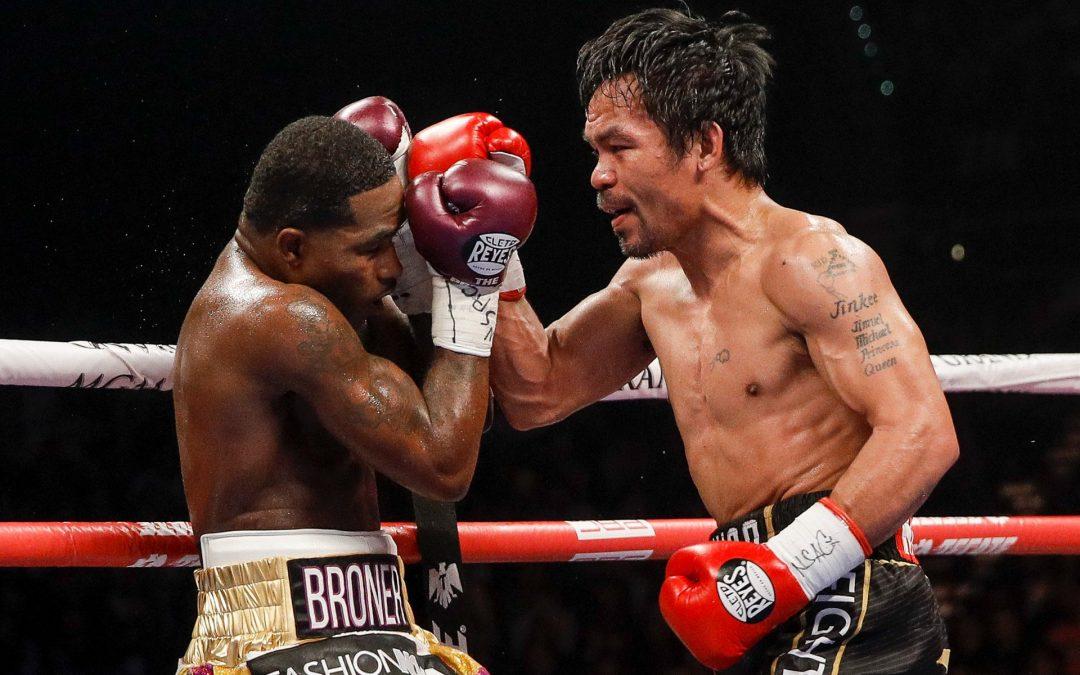 Adrien Broner insists he is true winner in fight vs Manny Pacquiao